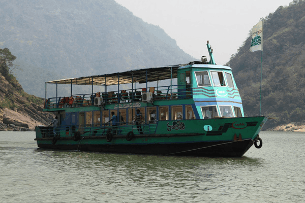 Andhra Pradesh Tourism Boating
