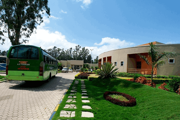 ap tourism araku resorts | Haritha Valley Resort